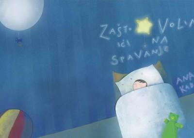 Zašto volim ici na spavanje_prva